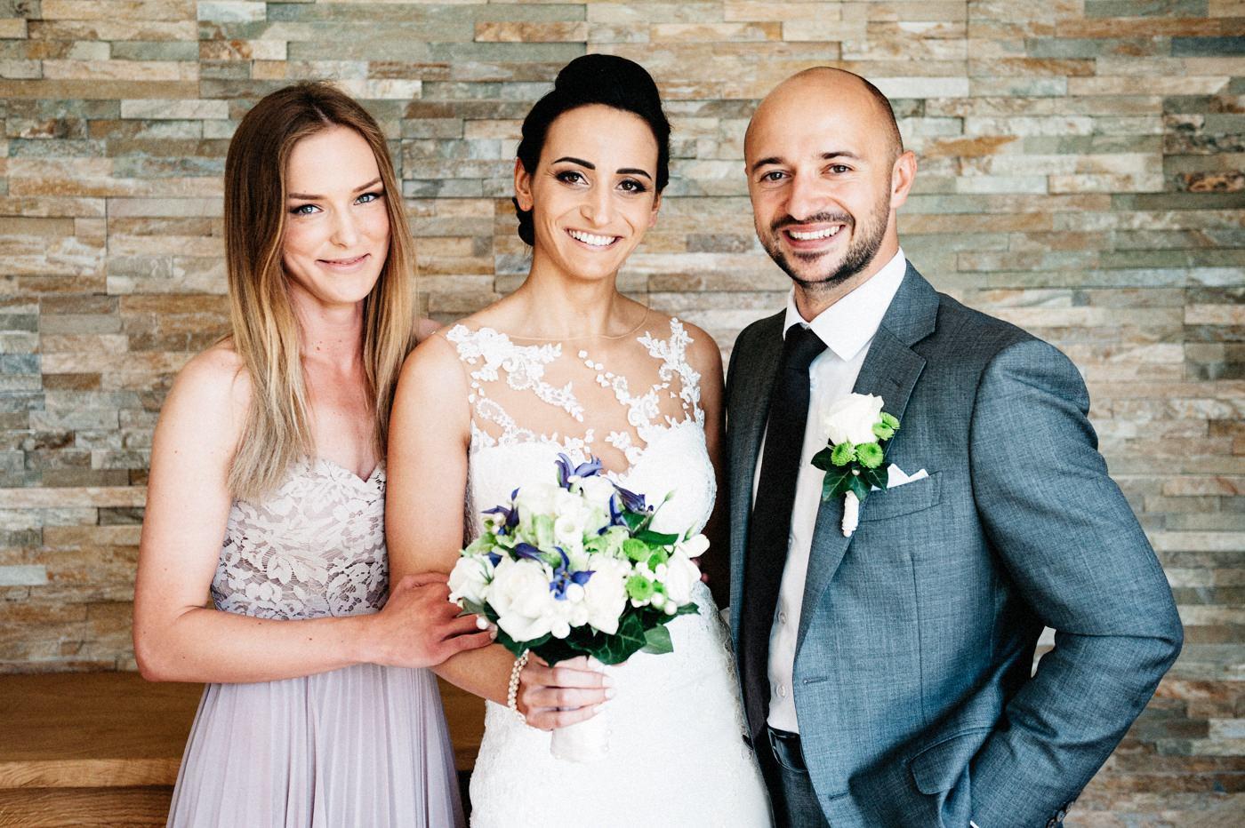 Die schönsten Fotos mit der Braut | Fenster