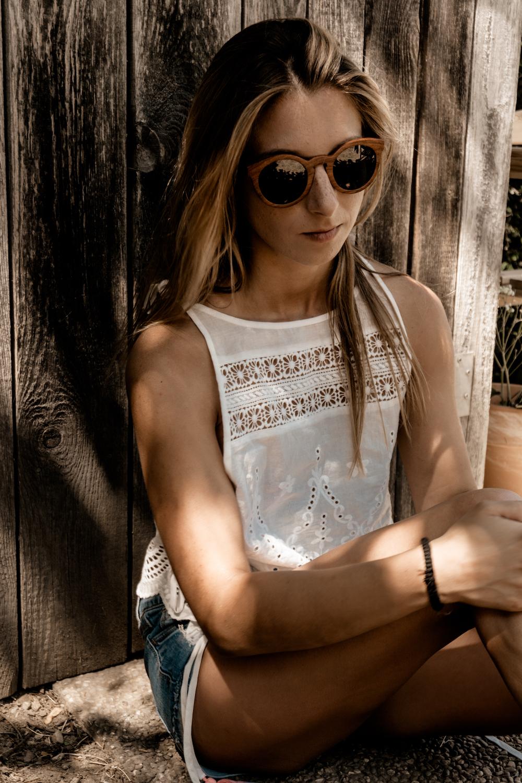 Plastikfreie Sonnenbrillen