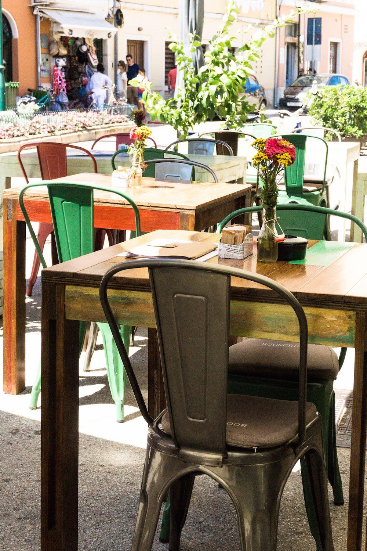 Restaurants in Rovinj, die ich empfehlen kann