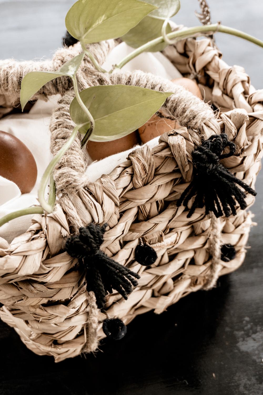 Ostereier mit Kaffee färben - Zero Waste