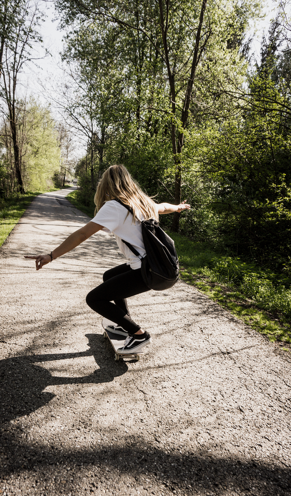 Female Skateboarding - mein neues Hobby