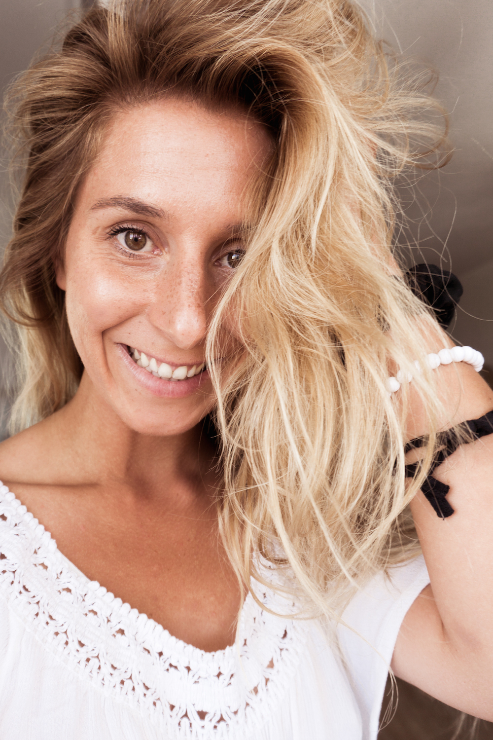 2 Arten von Beach Waves + DIY Sea Salt Spray