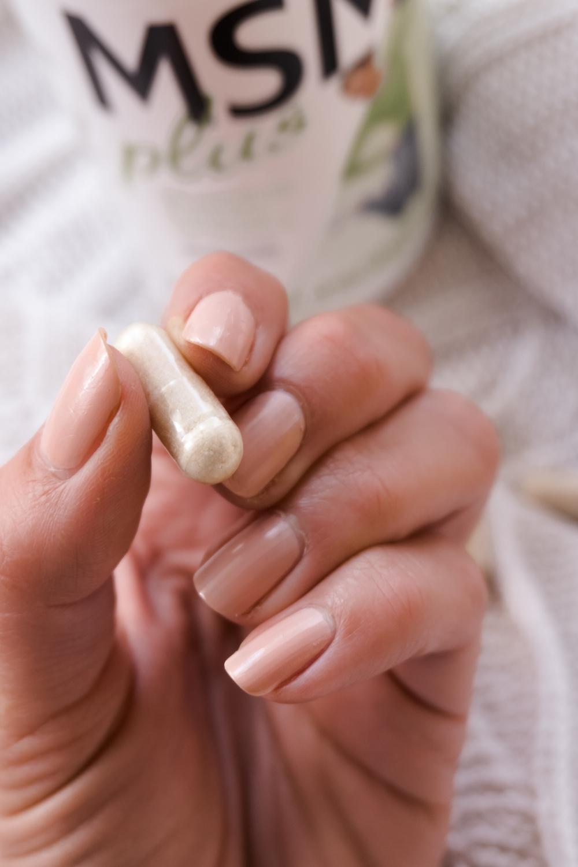 Natürliches MSM für mehr Gesundheit und schöne Nägel