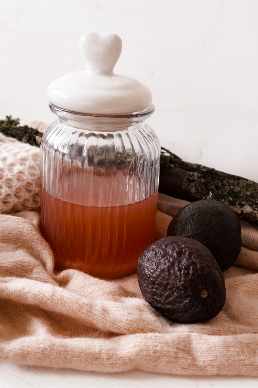 Nachhaltige Haarpflege - Pflegekur aus Avocados
