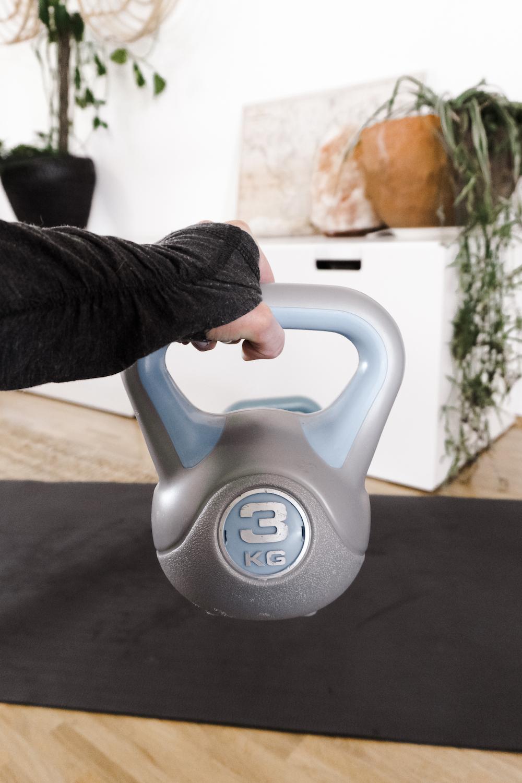 Was bringt das Training mit Kettlebells?