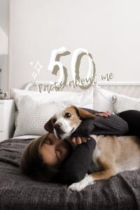 50 Facts about me - Alles was ihr nicht wissen wollt