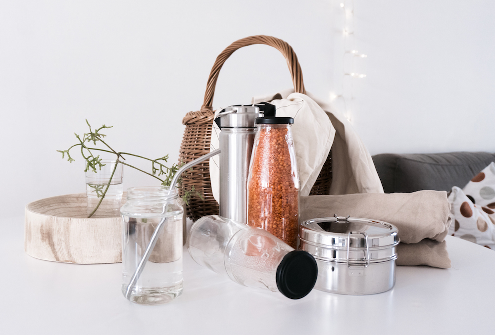Zero Waste - Weniger Plastik im Alltag