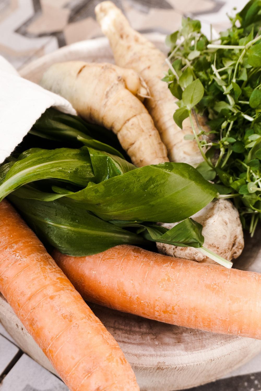 Der März bringt saisonales Gemüse und Obst auf den Wochenmarkt