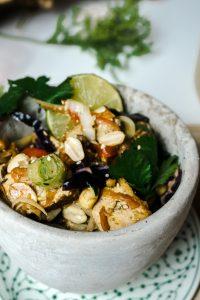 Rezept für Vegan Pad Thai
