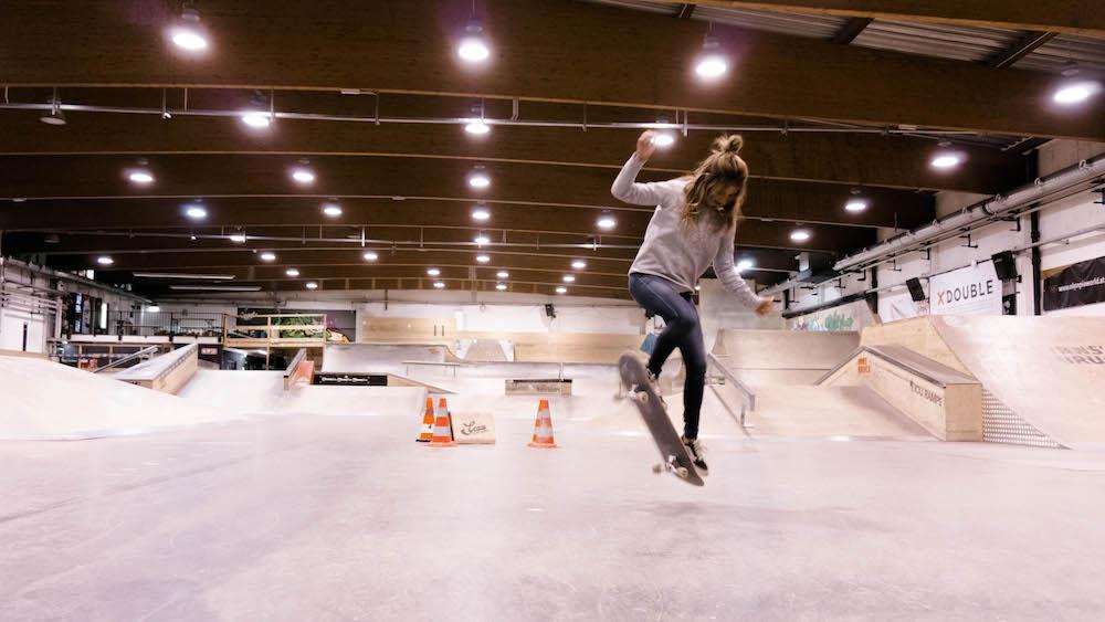 Skatehalle Innsbruck