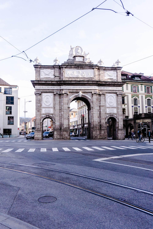 Innsbruck, du bist so schön.