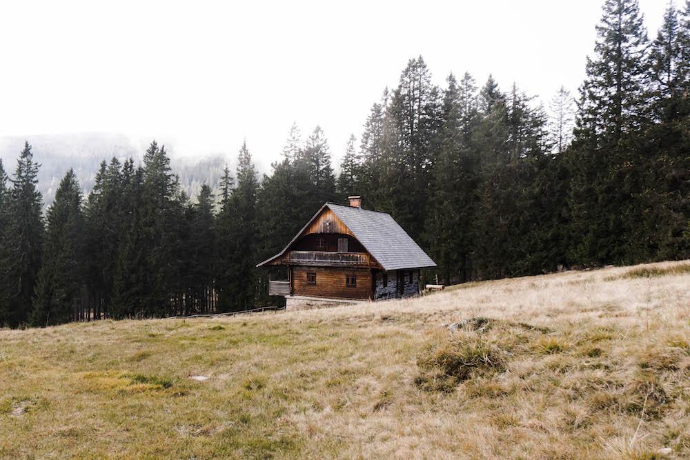Poschkogel Hütte
