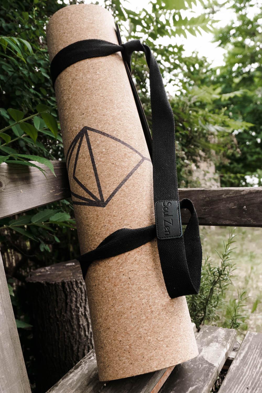 Meine nachhaltige Yoga Matte aus Kork