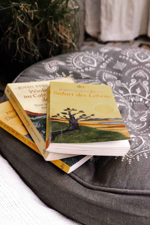 Ausgelesen - Bücher zur Selbstfindung und Persönlichkeitsentwicklung - John Strelecky Bücher