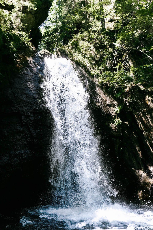 Wasserfall Soboth