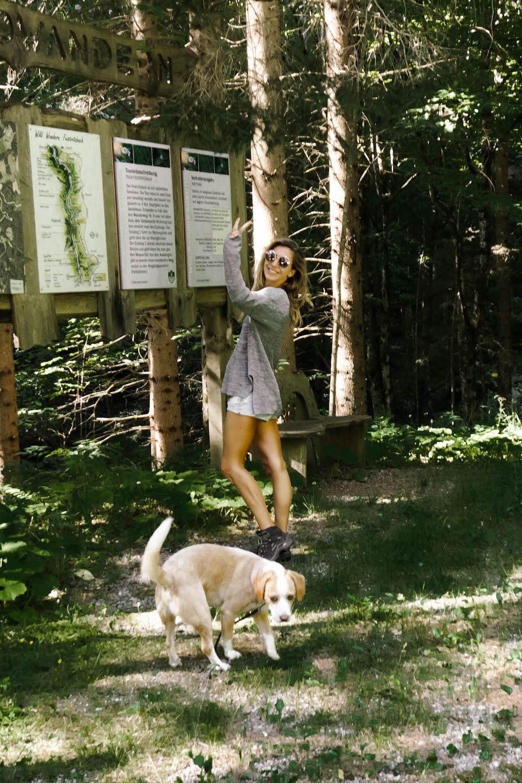 Wandern auf der Soboth - Laaken