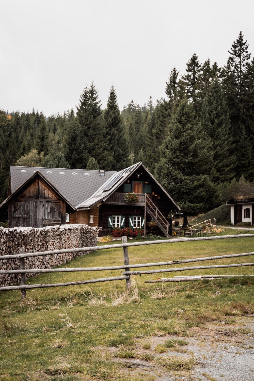 Hütte Garanas - Schirchleralm