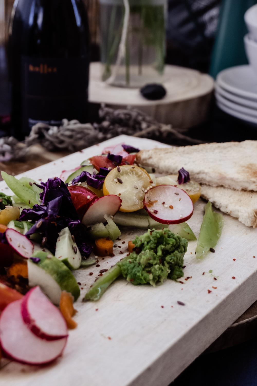 Einen veganen Brunch veranstalten - Grazing Table Grazing Platters