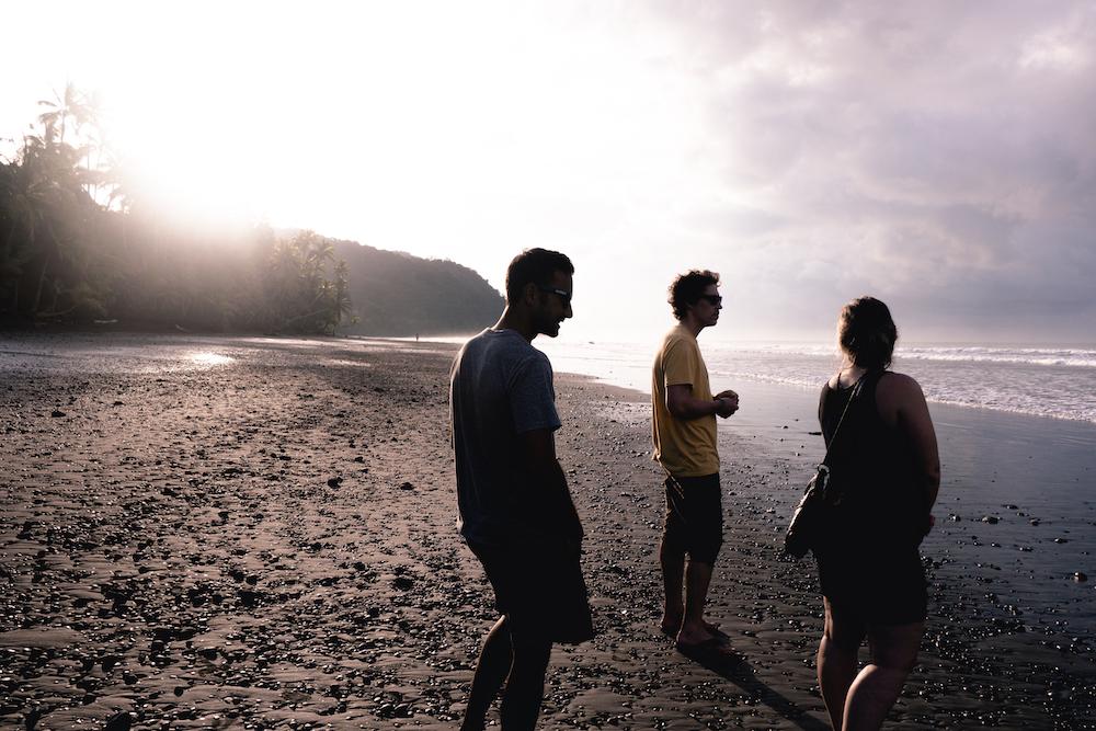 Die Pazifikküste Costa Rica's rauf und runter  - Friends Pavones