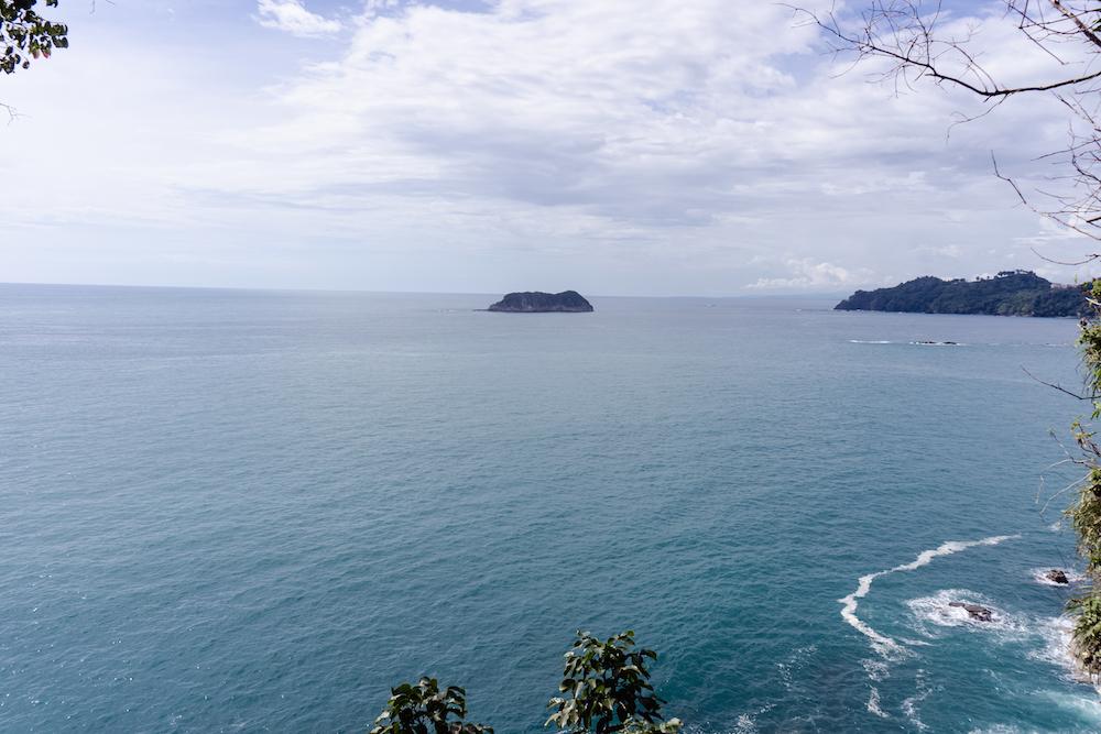 Die Pazifikküste Costa Rica's rauf und runter