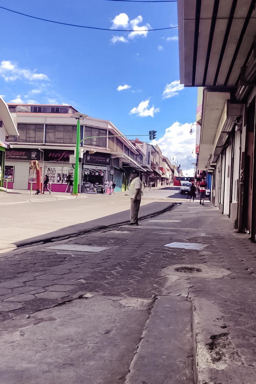 Eine Woche in Costa Rica - San Jose Town
