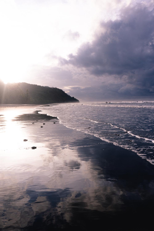Die Pazifikküste Costa Rica's rauf und runter - Pavones Schildkröten