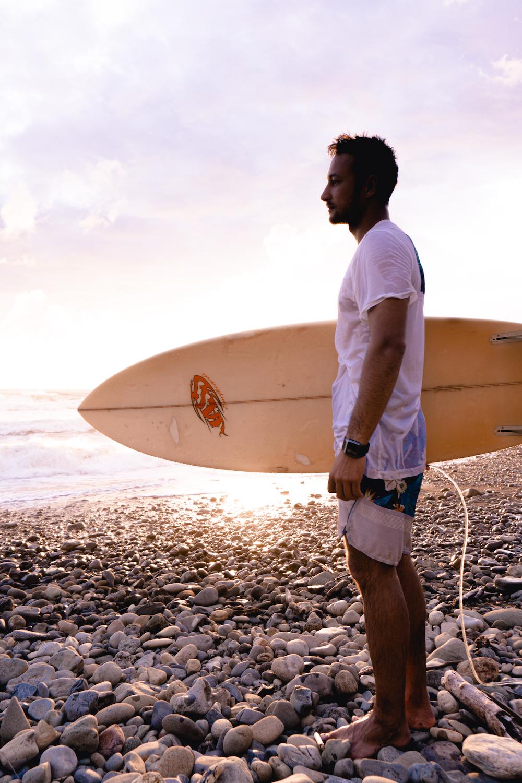 Eine Woche in Costa Rica - Surfing Dominical