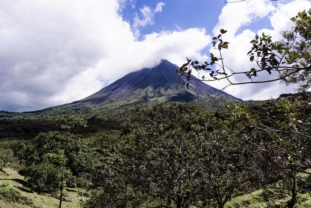 EIN PAAR TAGE IN LA FORTUNA - Vulkan