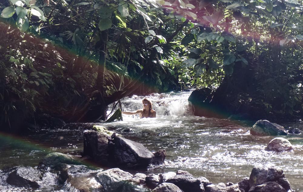 EIN PAAR TAGE IN LA FORTUNA - Heiße Quellen La Fortuna