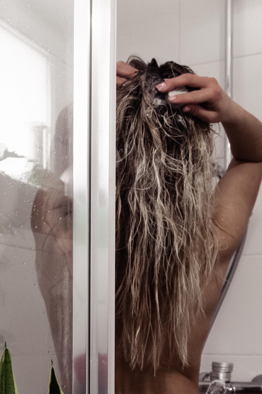 Nachhaltige Haarpflege mit Solidshampoos und Conditioner