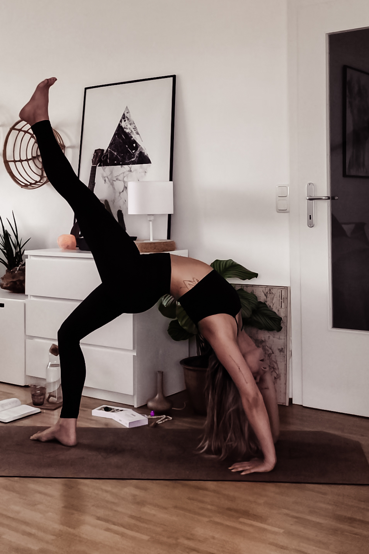 Der Einsatz von ätherischen Ölen beim Yoga