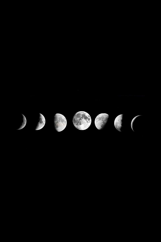 Mondphasen und deren Wirkung