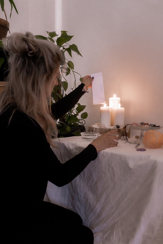 Mondkalender September 2020 und Full Moon Ritual