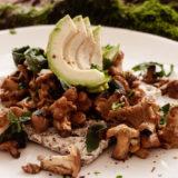 5 einfache und vegane Pilzrezepte