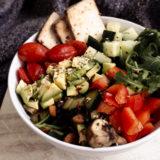 Veggie-Tofu Bowl