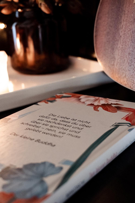BUCHTIPP: DER KLEINE BUDDHA UND DIE SACHE MIT DER LIEBE
