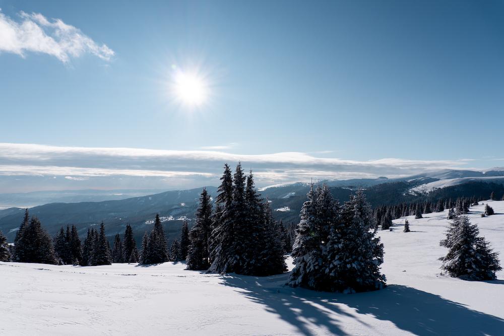 Winterwonderland Weinebene
