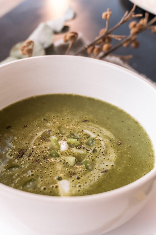 Wirsing-Kartoffel-Suppe
