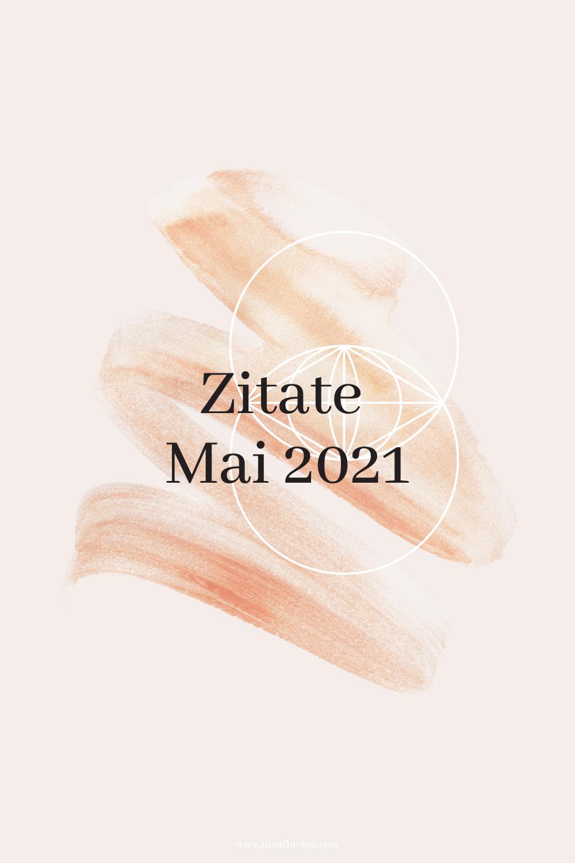 Zitate Mai 2021