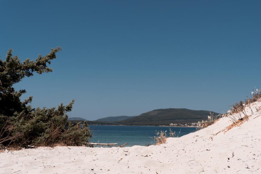 Spiaggia di Maria Pia // Sassari