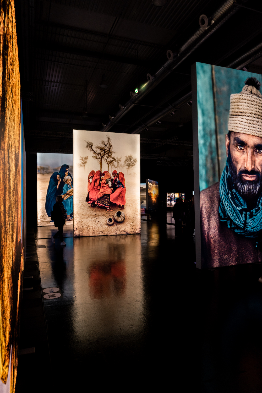 Steve McCurry Ausstellung in Graz